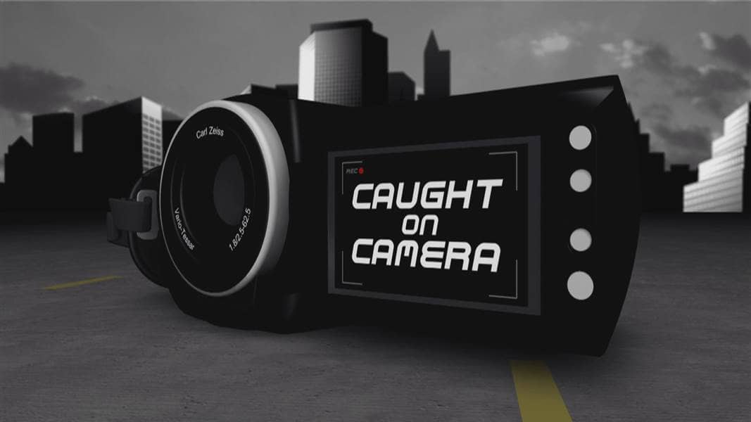 Picture of Caught On Camera Logo