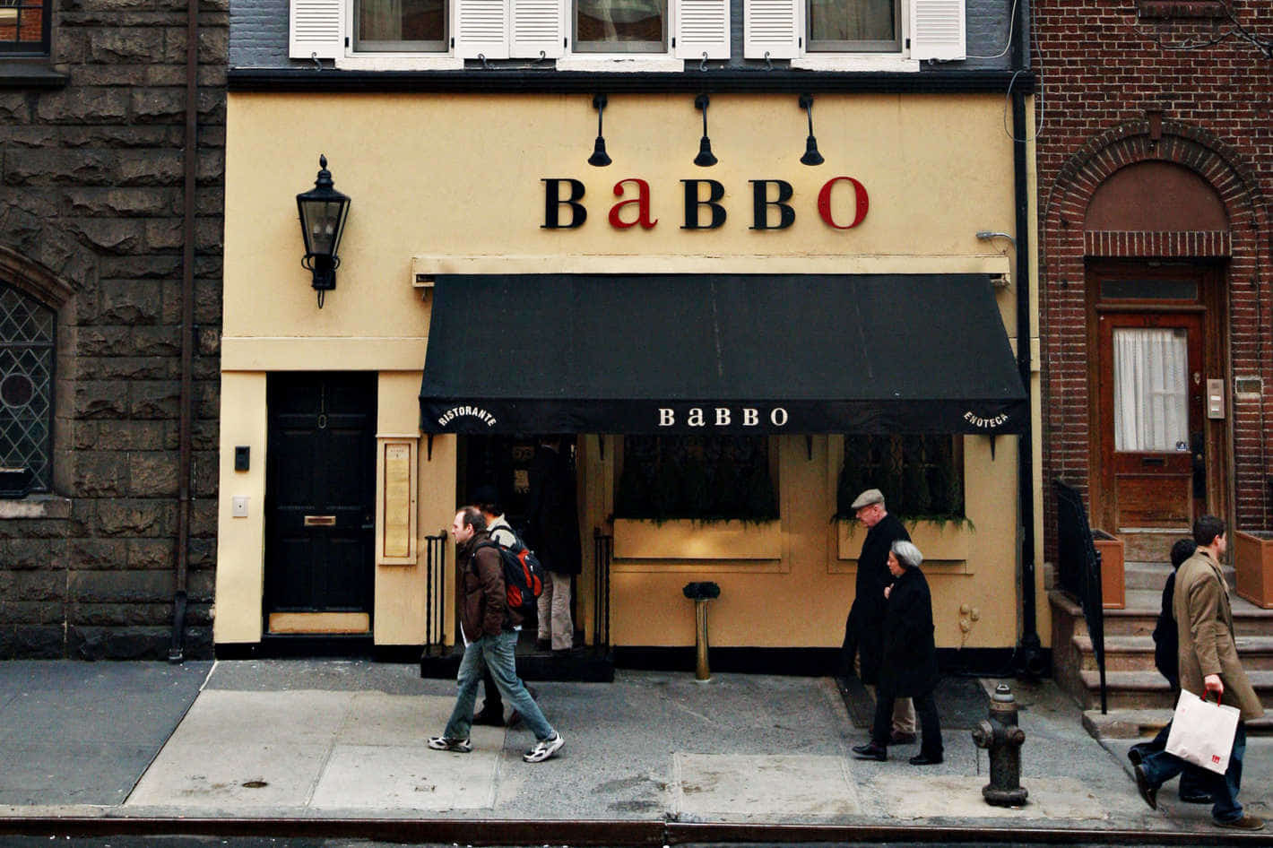 Image of Babbo