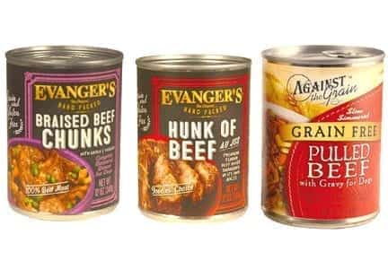 Image of Evanger's Dog Food