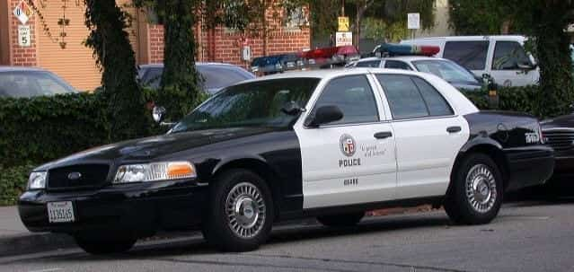 Volunteers Take Police Cruisers On A Joy Ride For Several Days
