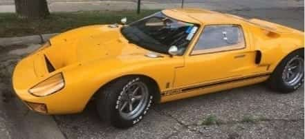 Thief Steals Rare Vehicle, Disguises It in a Different Color
