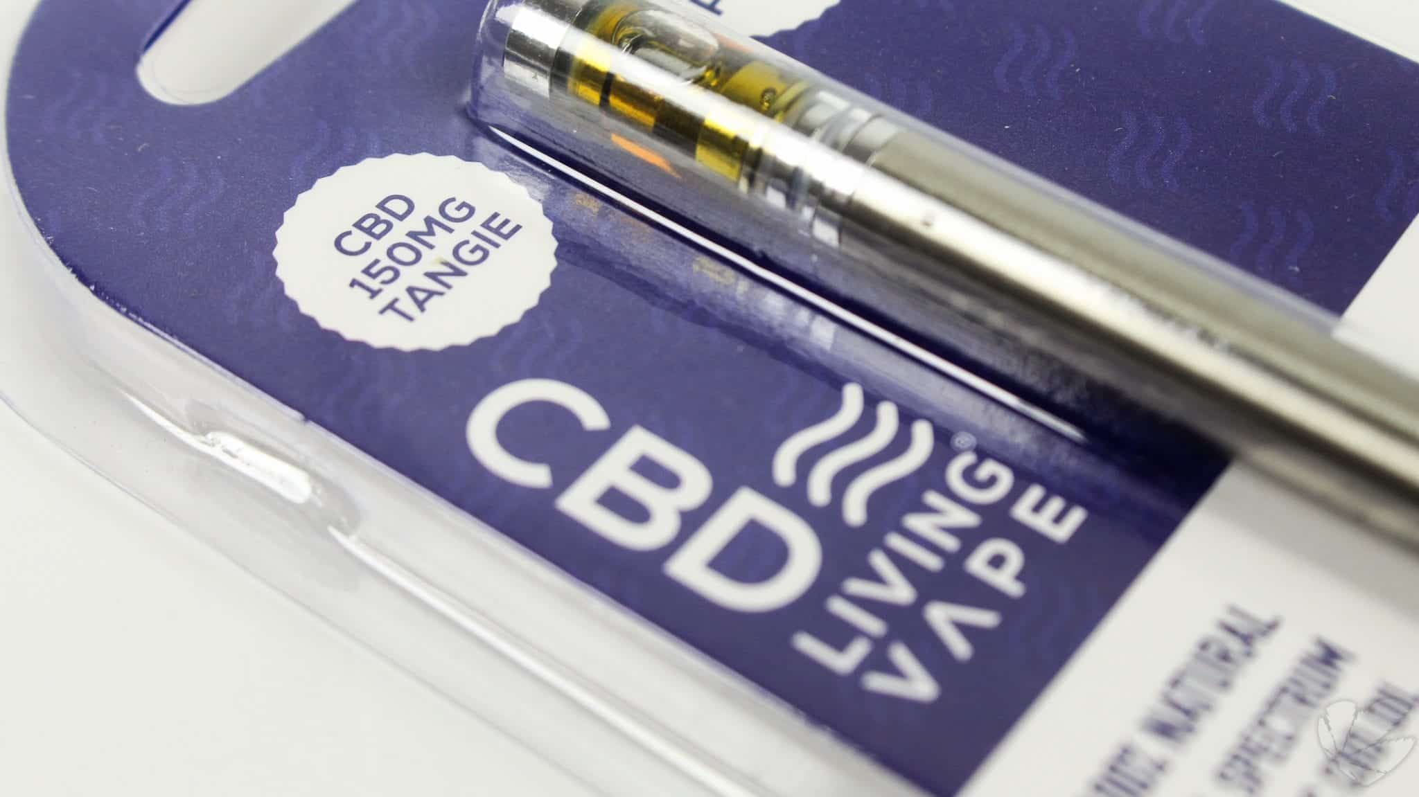 Sample of CBD Living Vape; image courtesy of WeedPornDaily.com, via Flickr, CC BY 2.0, no changes made.