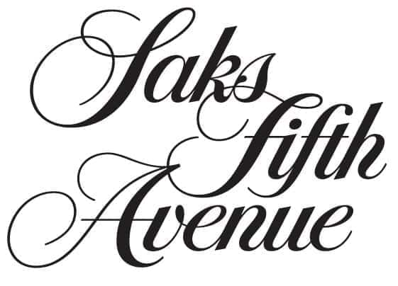 Image of the Saks Fifth Avenue Logo