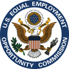 Image of the EEOC seal