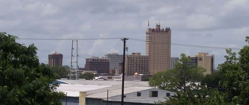 Image of Downtown Waco, Texas