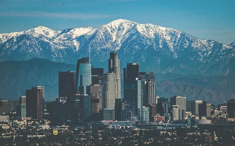 Image of the City of Los Angeles, CA