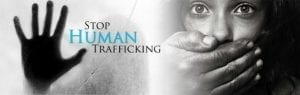 Image of a Human Trafficking Awareness graphic