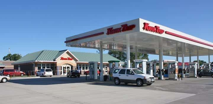 Image of a Kwik Trip Store