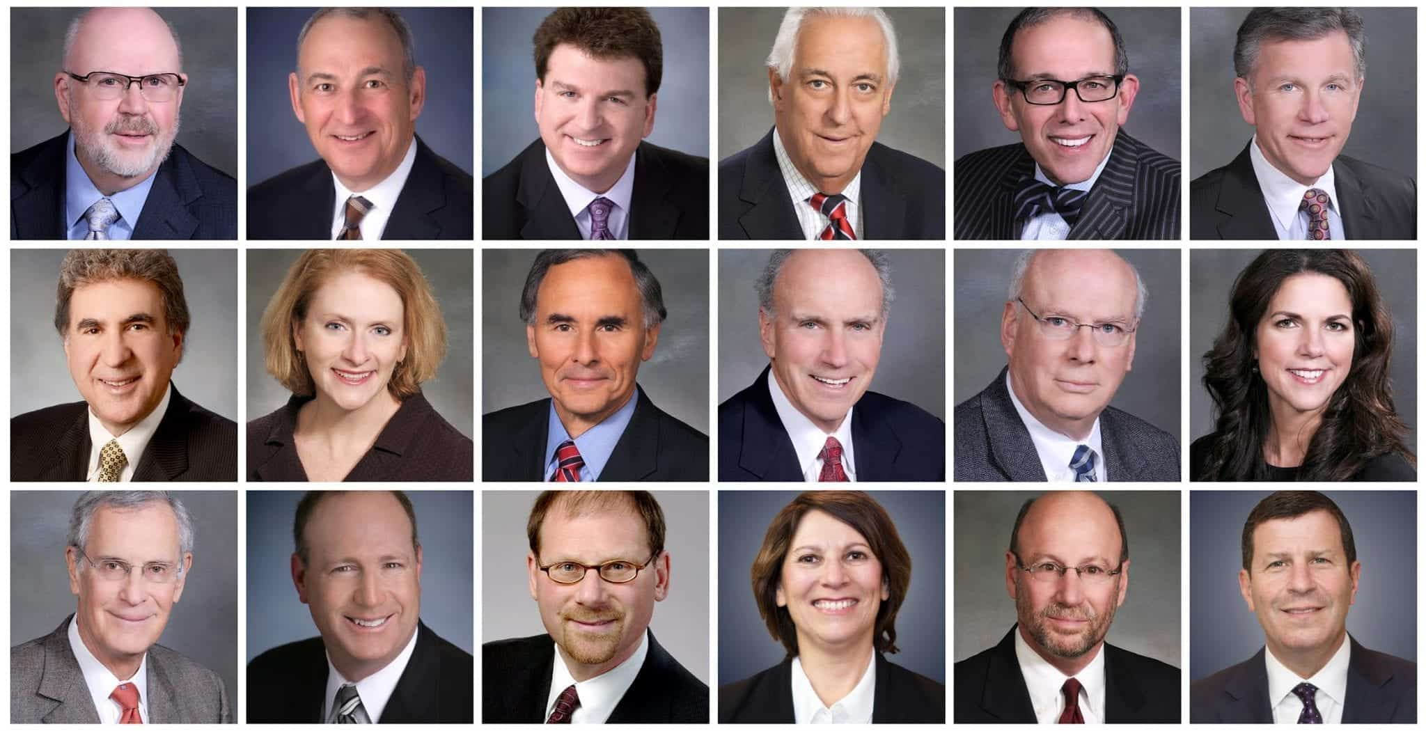Maddin, Hauser's Best Lawyers 2019; image courtesy of Maddin, Hauser.