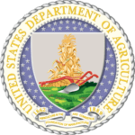 Image of the Seal of the USDA