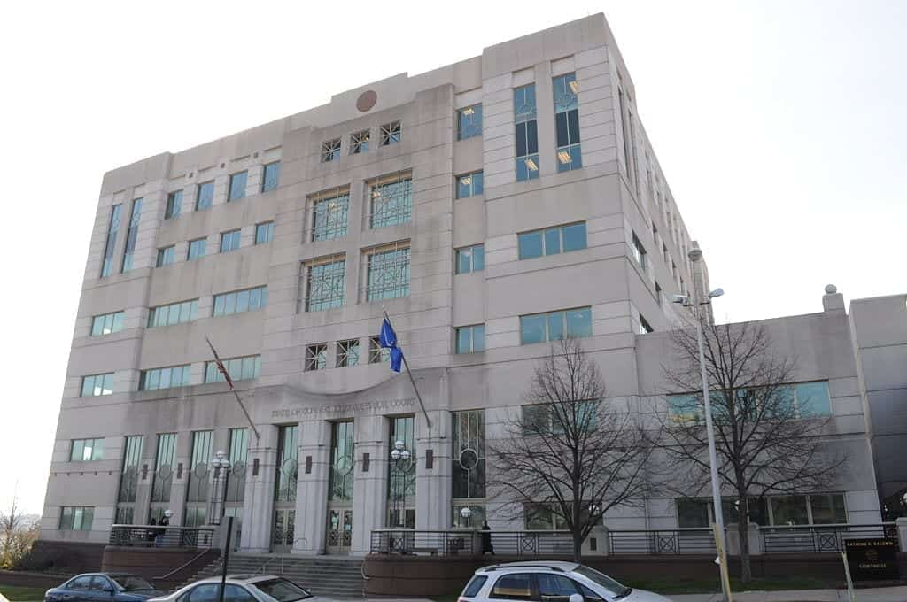 Image of the State of Connecticut Superior Court Raymond E. Baldwin Courthouse, Middletown, Connecticut