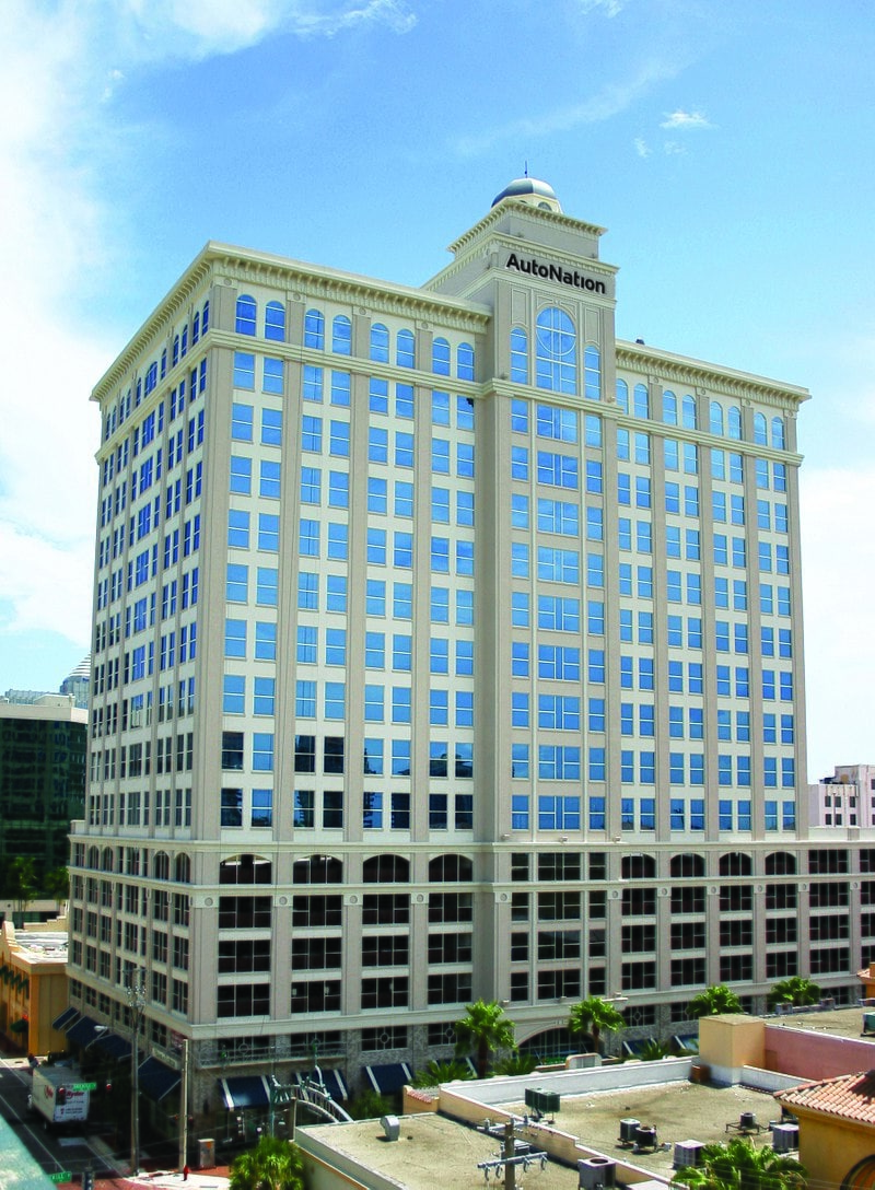Image of the AutoNation Corporate Headquarters