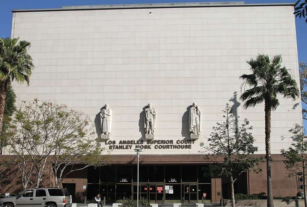 Image of Los Angeles Superior Court