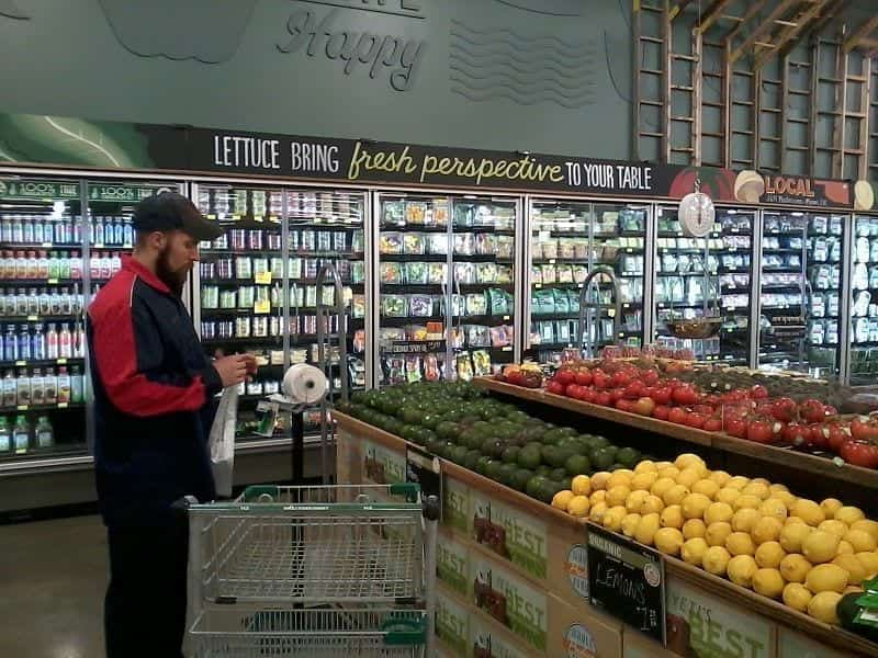 Image of a Whole Foods Market Produce Department