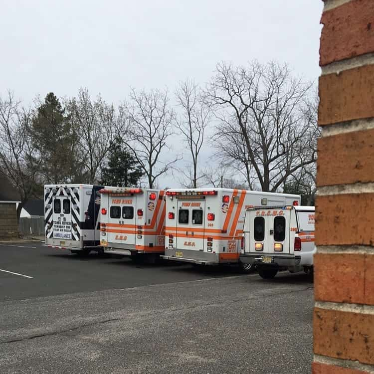 Image of EMS Vehicles