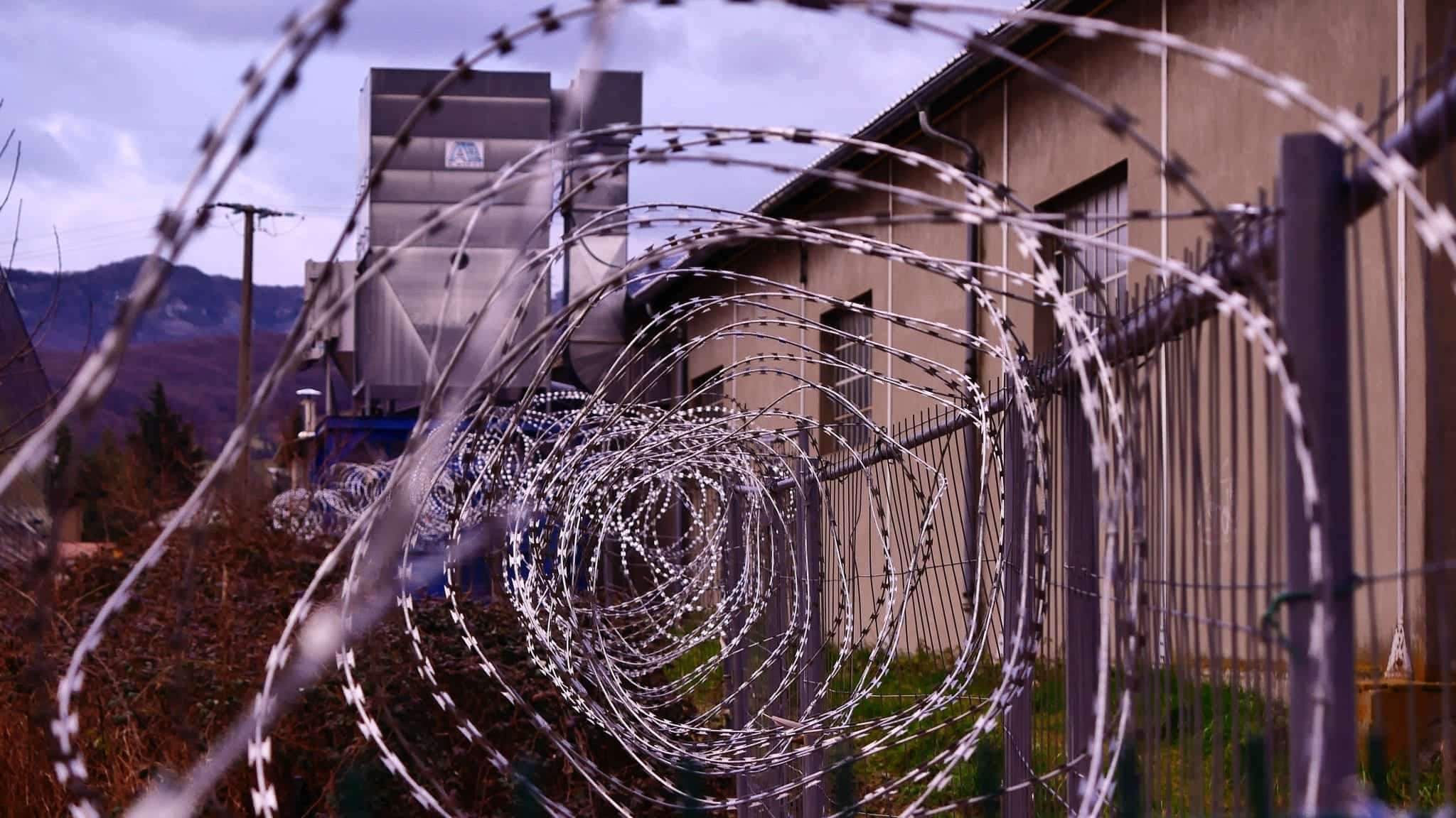Women Prison Employees Routinely Face Harassment