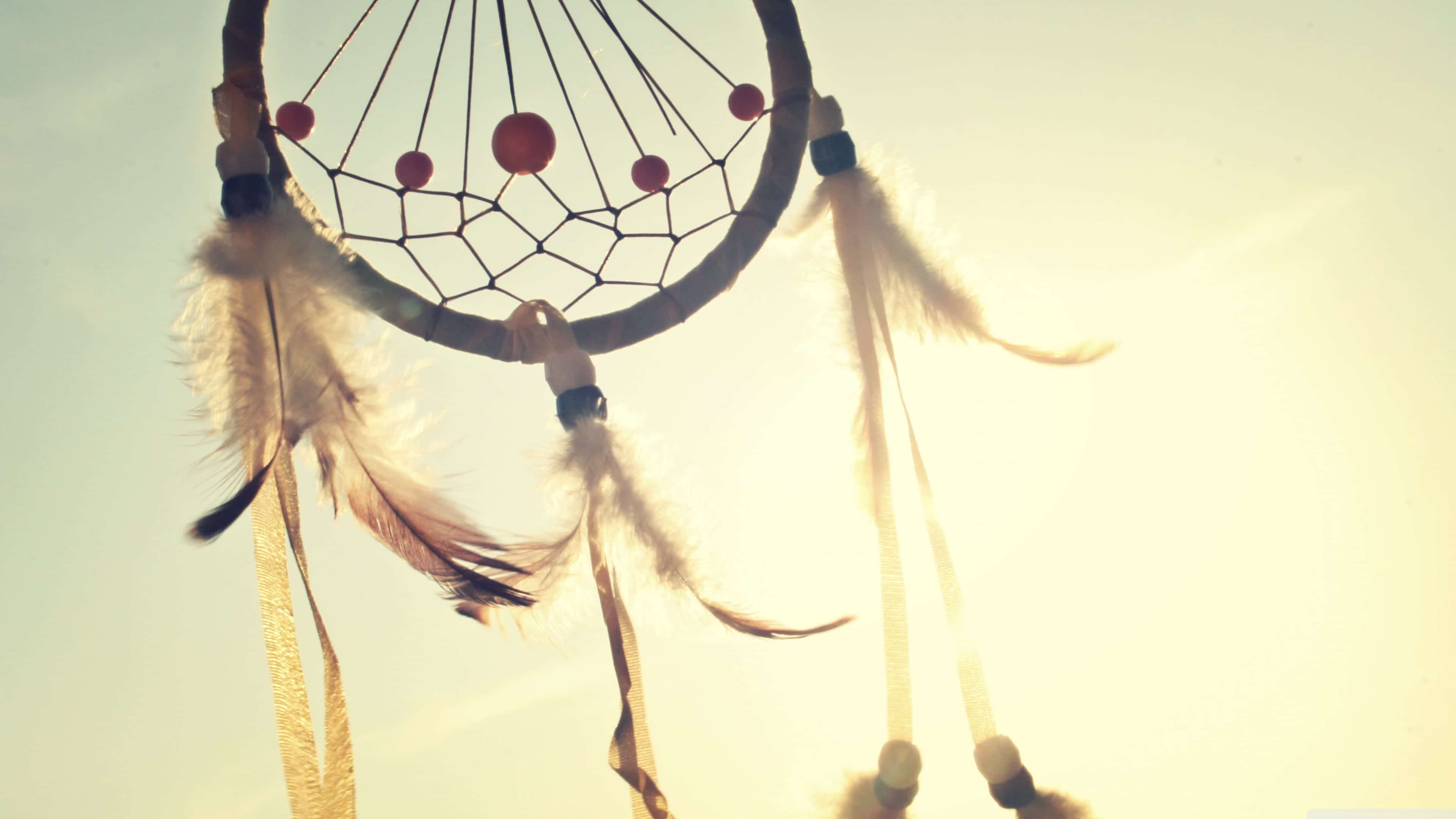 Dreamcatcher; image by Dyaa Eldin, via Unsplash.com.