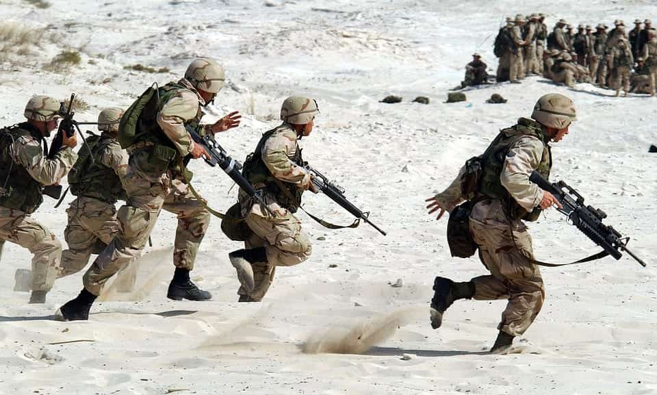 Military Soldiers