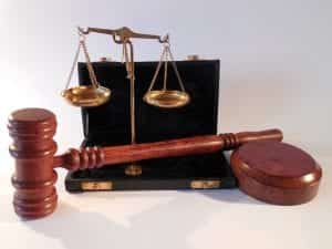 Legal gavel