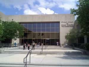 Cook County Circuit Court courthouse