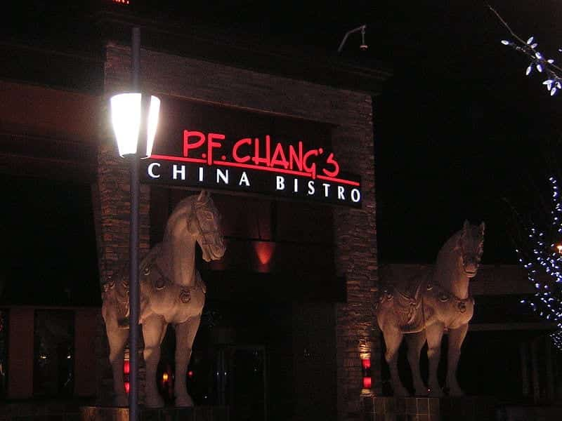 P.F. Chang's China Bistro at Stamford Town Center, Connecticut