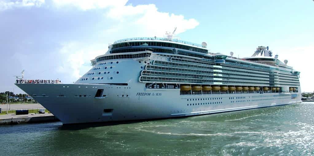 Freedom of the Seas Cruise Ship