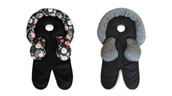 Recalled Boppy Infant Head and Neck Support Accessories