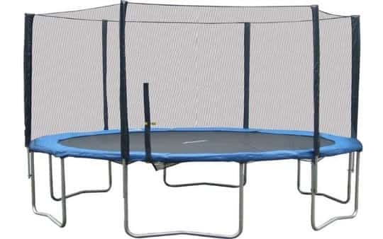 Recalled Super Jumper Trampolines