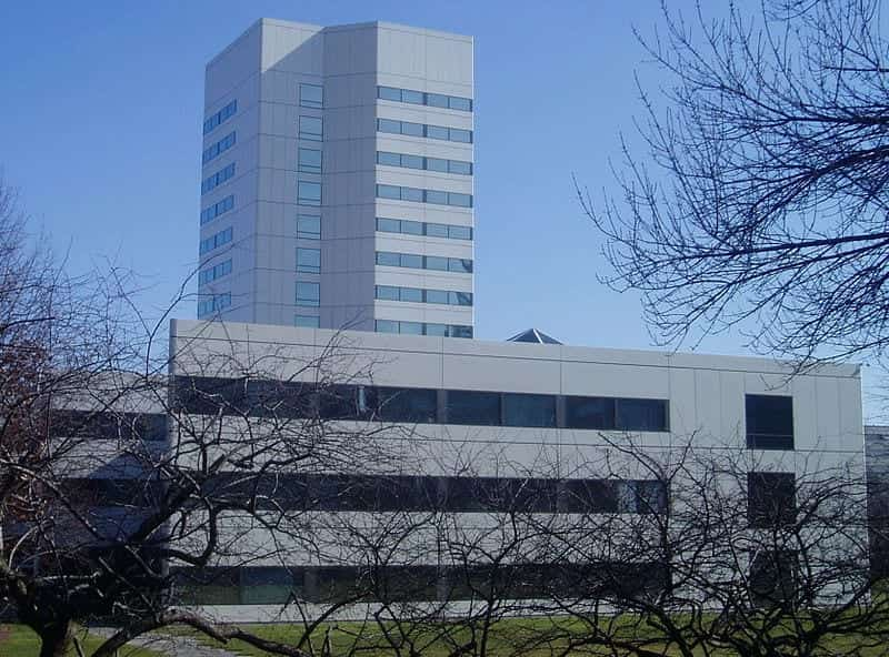 Johnson & Johnson HQ Building