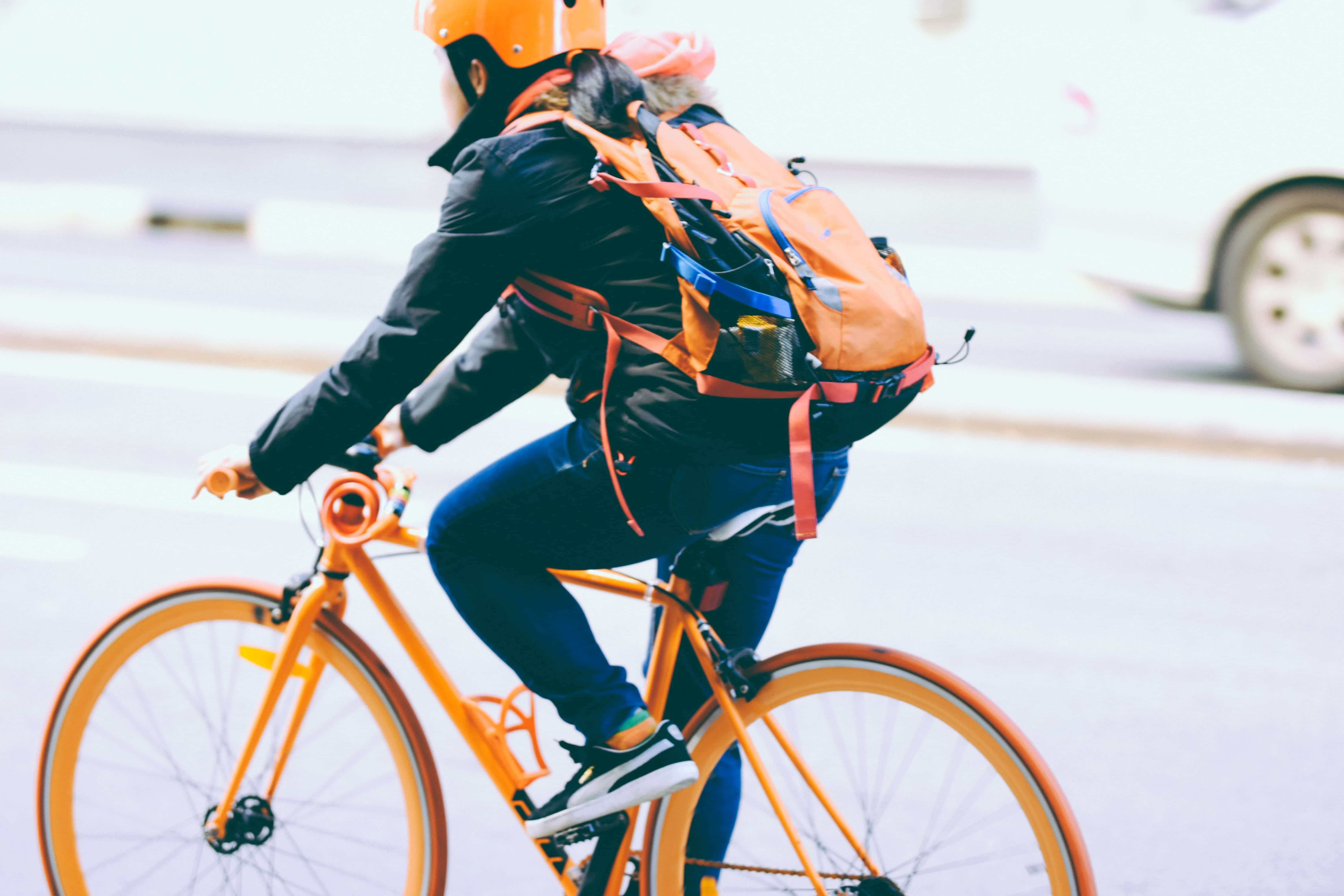 Agency Pushes for All Cyclists to Wear a Helmet